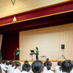 「生徒向け人権講演会」を実施しました。