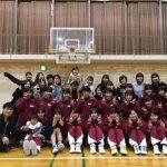 【女子バスケ部】R1 OB・OG会を開催しました。