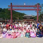 韓国ピョンジョム高校との国際交流事業