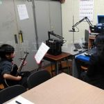 【放送部】鈴鹿ヴォイスFM「こちなん!!」4/9は小学生ギタリストが登場
