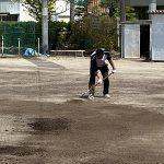 【硬式野球部】 第2弾 『コロナに負けるな!』 《「がんばろう!KMB」 私たちも信じています。》