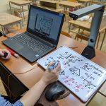 オンライン教育に向けての教員研修を行いました