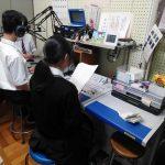 【放送部】対面式・校歌伝達式の進行を担当しました
