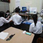 【放送部】生徒会役員選挙立会演説会の進行を担当しました