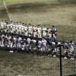【硬式野球部】 3年生 初ナイトゲーム! VS亀山高校