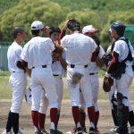 【硬式野球部】 1・2年生のみでの初練習試合! VS上野高校
