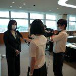【放送部】鈴鹿市長にインタビューしました