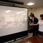 【放送部】亀山市長を表敬訪問しました