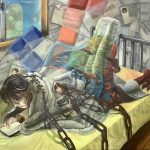 【美術部】第40回 近畿高等学校総合文化祭 (奈良大会) 出場決定  県内で最優秀賞・優秀賞を受賞しました!
