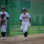 【硬式野球部】 新チーム練習試合第3、4戦 VS神村学園伊賀