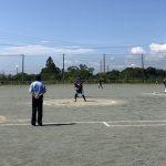 【ソフトボール部】三重県高等学校体育大会女子ソフトボール競技兼女子秋季選手権予選大会の結果