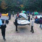 【山岳部】三重県高等学校体育大会 登山大会
