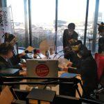 【放送部】鈴鹿ヴォイスFM「こちなん!!」クリスマス生放送SPを放送しました