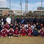 【サッカー部】OB戦を行いました!!