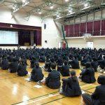 【鈴鹿学】1年生の探究活動「プレすず」のオリエンテーションを行いました