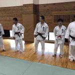【柔道部】三重県高等学校柔道選手権大会 男子団体戦について