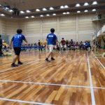 【バドミントン部】三重県高等学校総合体育大会