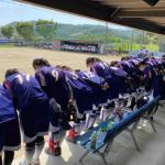 【ソフトボール部】令和3年度県総体ベスト8(第5位)です!
